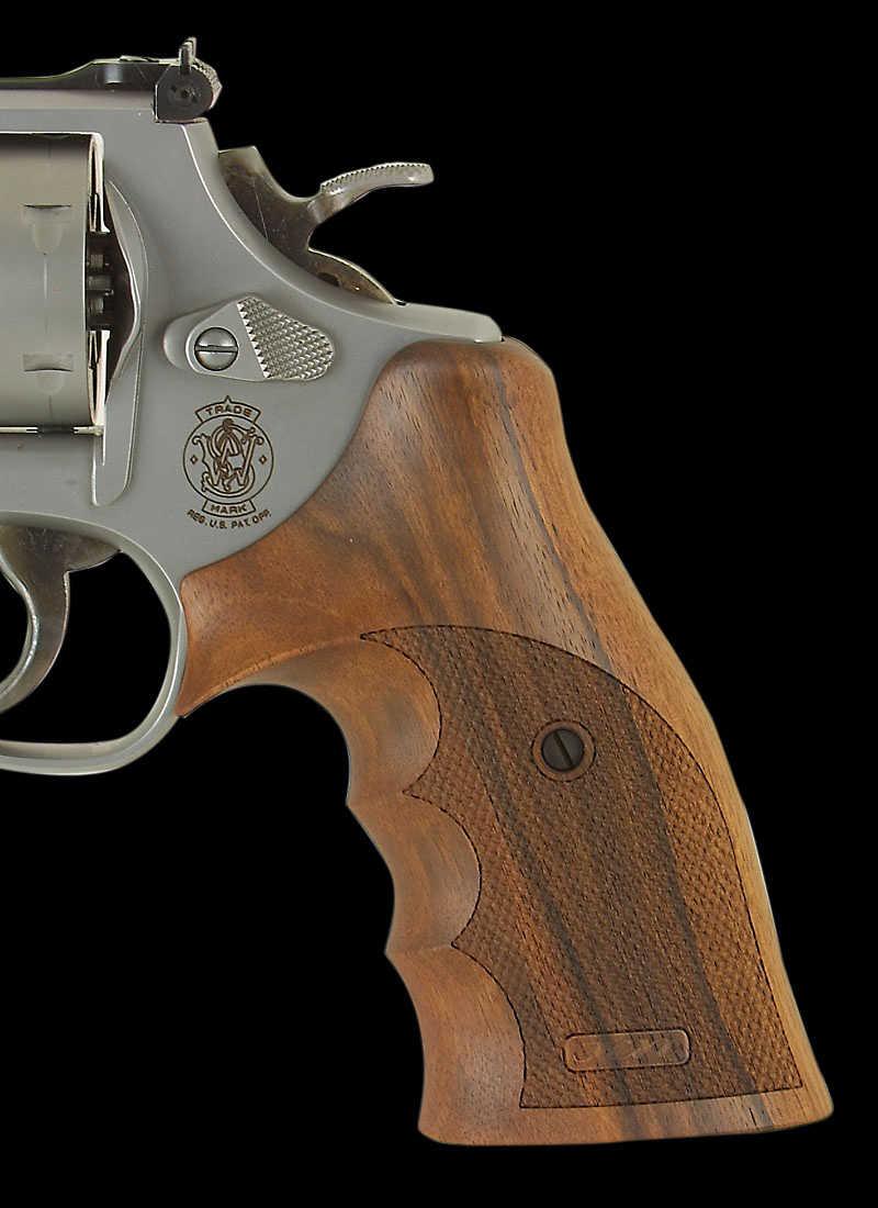 Karl Nill Maßgriffe | Revolver Grips