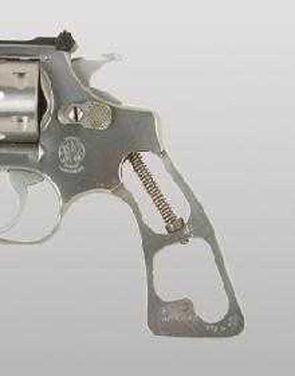 Karl Nill Maßgriffe | Smith & Wesson frames
