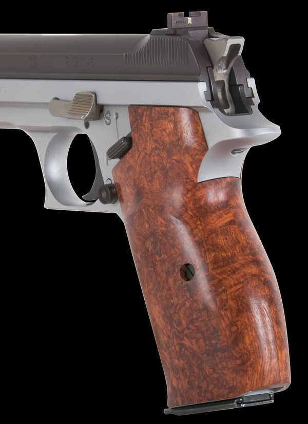 Karl Nill Maßgriffe | Pistol Grips